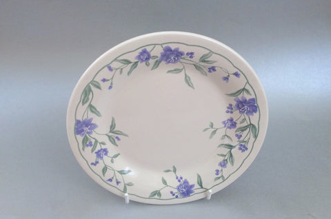 "BHS - Jasmine - Blue - Side Plate - 7"" - The China Village"