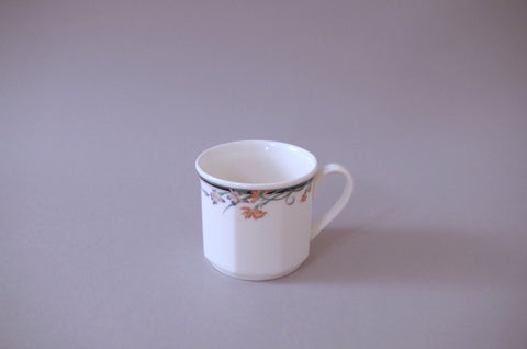 "Royal Doulton - Juno - Coffee Cup - 2 7/8"" x 2 1/2"" - The China Village"