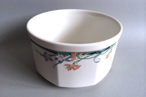 "Royal Doulton - Juno - Souffle Dish - 6 5/8"" - The China Village"