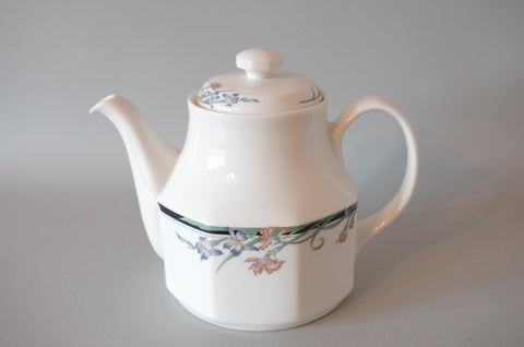 Royal Doulton - Juno - Teapot - 2pt - The China Village