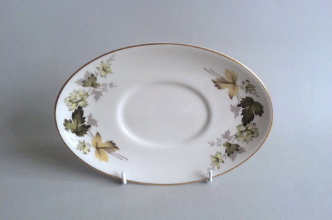 Royal Doulton - Larchmont - Sauce Boat Stand
