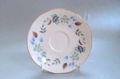 "Colclough - Linden - Tea Saucer - 5 1/2"" - The China Village"