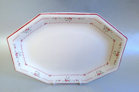 "Johnsons - Madison - Oval Platter - 11 3/4"" - The China Village"
