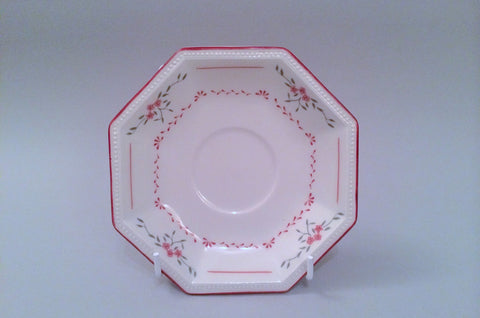 "Johnsons - Madison - Tea Saucer - 5 1/2"" - The China Village"