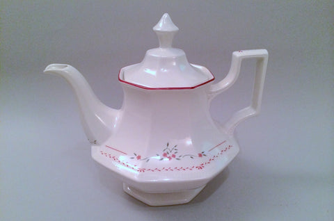 Johnsons - Madison - Teapot - 2pt
