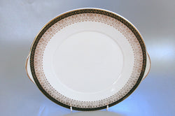 "Royal Grafton - Majestic - Green - Bread & Butter Plate - 9 3/4"" - The China Village"