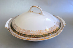Royal Grafton - Majestic - Green - Vegetable Tureen - The China Village