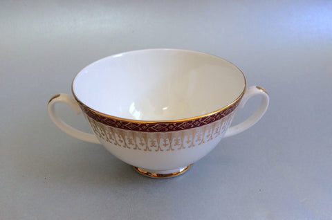 Royal Grafton - Majestic - Red - Soup Cup - The China Village