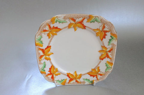 "Royal Albert - Maple Leaf - Side Plate - 6 1/8"" - The China Village"
