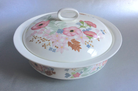 Wedgwood - Meadow Sweet - Vegetable Tureen - The China Village