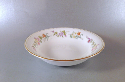 "Wedgwood - Mirabelle - Cereal Bowl - 6 1/8"" - The China Village"