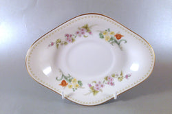 Wedgwood - Mirabelle - Sauce Boat Stand - The China Village