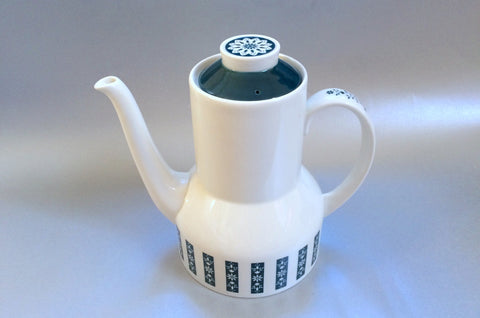 Royal Doulton - Moonstone - Coffee Pot - 1 3/4pt - The China Village