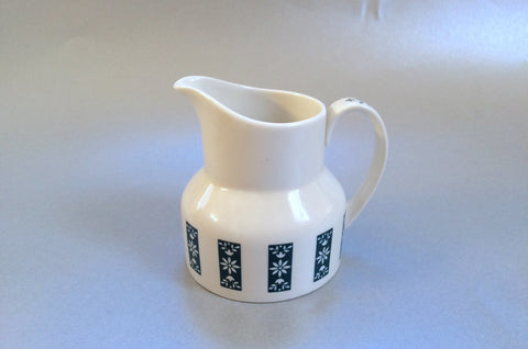 Royal Doulton - Moonstone - Cream Jug - 1/4pt - The China Village