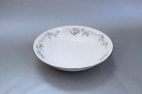 "Royal Albert - Morning Flower - For All Seasons - Cereal Bowl - 7"" - The China Village"