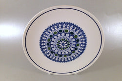 "Burleigh - Mosaic - Starter Plate - 8 3/4"" - The China Village"