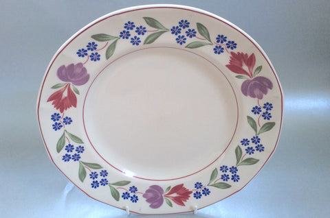 "Adams - Old Colonial - Dinner Plate - 10 1/4"" - The China Village"