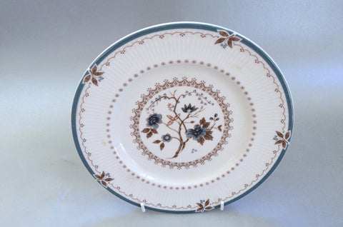 "Royal Doulton - Old Colony - Starter Plate - 8"" - The China Village"