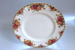 "Royal Albert - Old Country Roses - Dinner Plate - 10 3/8"" - The China Village"