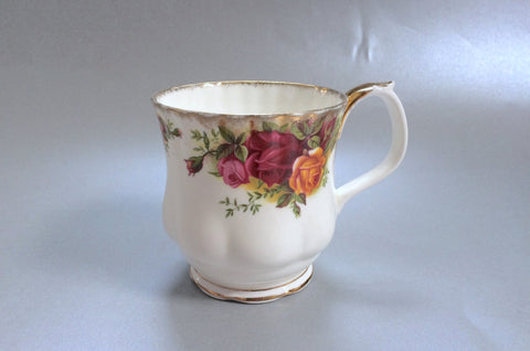 "Royal Albert - Old Country Roses - Mug - 3 1/4"" x 3 1/4"" (Wavy rim) - The China Village"