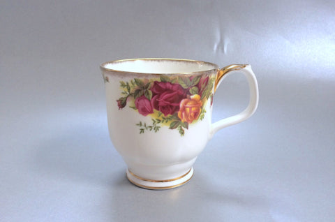 "Royal Albert - Old Country Roses - Mug - 3 3/8"" x 3 3/8"" (Smooth rim) - The China Village"