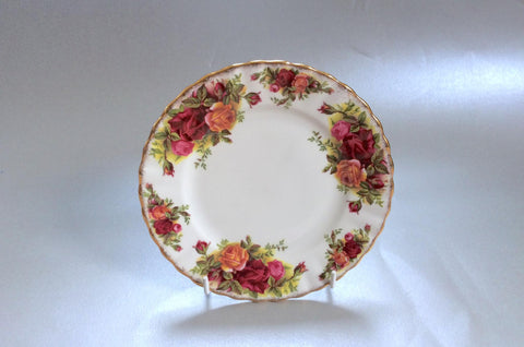 "Royal Albert - Old Country Roses - Side Plate - 6 3/8"" - The China Village"