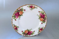 "Royal Albert - Old Country Roses - Side Plate - 7 1/8"" - The China Village"