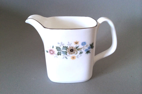 Royal Doulton - Pastorale - Milk Jug - 1/2 pt - The China Village