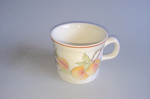 "Wedgwood - Peach - Sterling Shape - Teacup - 3 1/4"" x 2 3/4"" - The China Village"