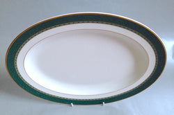"Marks & Spencer - Pemberton - Oval Platter - 13 1/2"" - The China Village"
