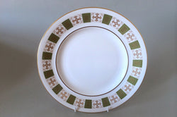 "Spode - Persia - Green - Dinner Plate - 10 1/2"" - The China Village"