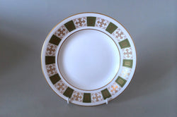 "Spode - Persia - Green - Starter Plate - 7 7/8"" - The China Village"