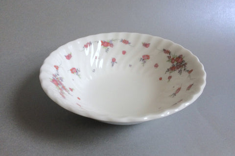 "Wedgwood - Picardy - Cereal Bowl - 6 1/4"" - The China Village"