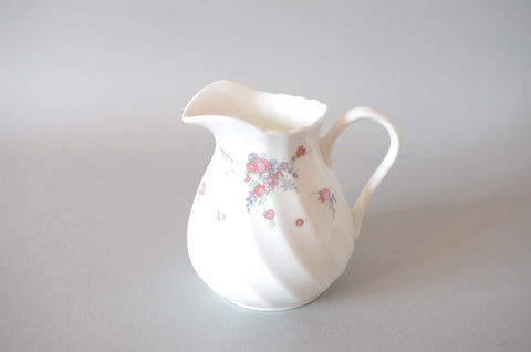 Wedgwood - Picardy - Milk Jug - 1/2 pt - The China Village
