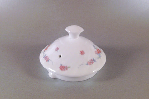 Wedgwood - Picardy - Tea Pot - Lid Only - The China Village