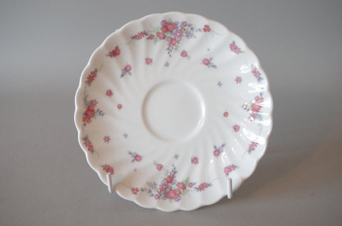 "Wedgwood - Picardy - Tea Saucer - 5 5/8"" - The China Village"