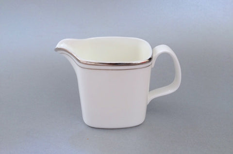 Royal Doulton - Platinum Concord - Cream Jug - 1/4pt - The China Village