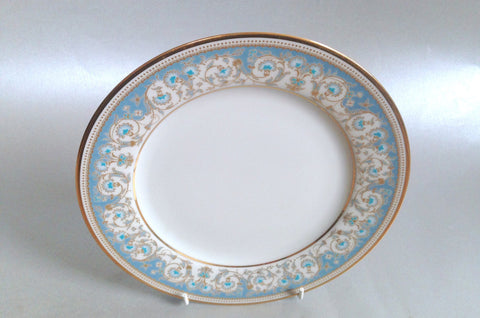"Noritake - Polonaise - Starter Plate - 8 1/4"" - The China Village"