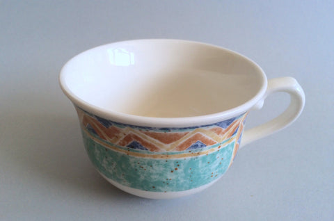 "Churchill - Ports of Call - Kabul - Breakfast Cup - 4"" x 2 1/2"""