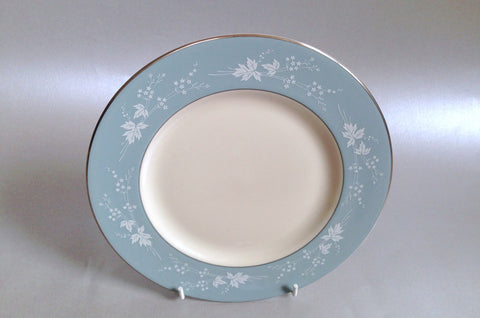 "Royal Doulton - Reflection - Starter Plate - 8"" - The China Village"