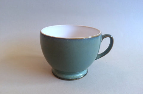 "Denby - Regency Green - Breakfast Cup - 4 1/4"" x 3 1/4"" - The China Village"