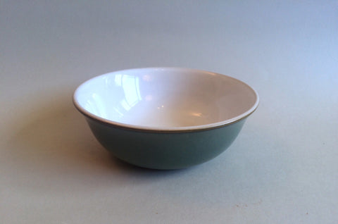 "Denby - Regency Green - Cereal Bowl - 6 3/8"" - The China Village"