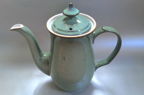 Denby - Regency Green - Coffee Pot - 2 1/2pt - The China Village
