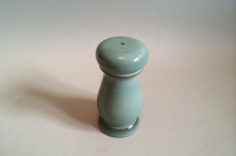 "Denby - Regency Green - Salt Pot - 4"" - The China Village"