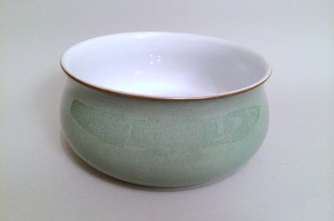 "Denby - Regency Green - Serving Bowl - 7 5/8"" - The China Village"