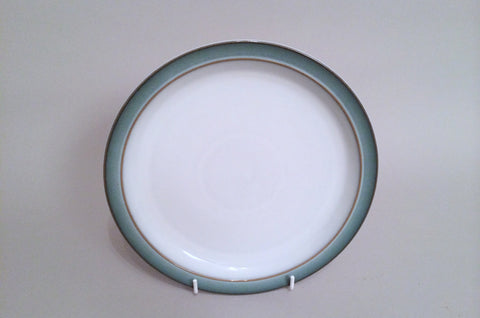 "Denby - Regency Green - Starter Plate - 8 1/2"" - The China Village"