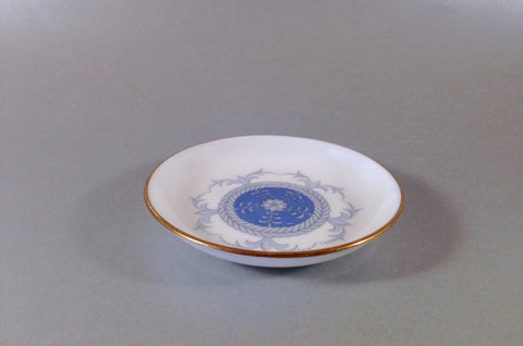 "Coalport - Revelry - Butter Pat - 3 1/2"" - The China Village"