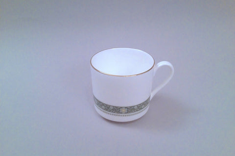 "Royal Doulton - Rondelay - Coffee Cup - 2 3/4"" x 2 1/2"" - The China Village"