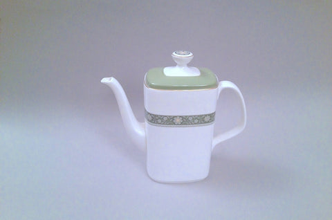 Royal Doulton - Rondelay - Coffee Pot - 1 3/4pt - The China Village