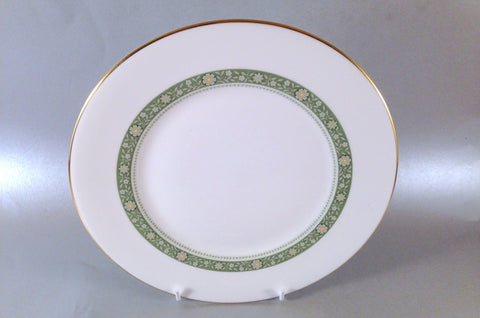 "Royal Doulton - Rondelay - Starter Plate - 8 7/8"" - The China Village"